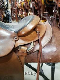13 Used Colorado Saddlery Western Pleasure Saddle 276-1281