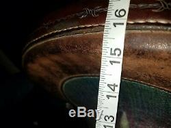 15 Custom G Bar G Barrel Saddle