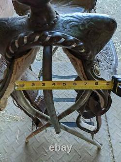 15 Royal King Western Saddle