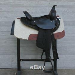 15 Saddle King Barrel Saddle