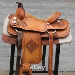 15 Saddlesmith Roping Saddle
