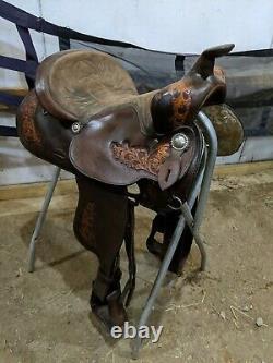 15 Simco Western saddle