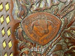 15 Tex-tan Western Pleasure/ Trail Saddle