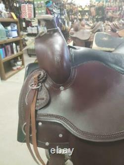 15 Used Royal King Western Trail Saddle 2-1118