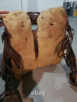 15'' Western Pleasure/Trail Saddle