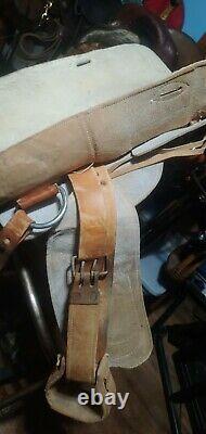 15 western saddle