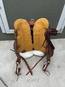 16 Colorado Saddlery Western Saddle