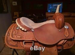 16 Cutting Saddle, Cutter, Pleasure, Trail
