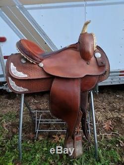 16 Dakota Western Saddle