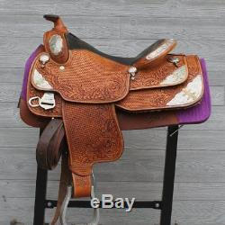 16 Dale Chavez Show Saddle