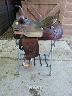 16 Simco Western Saddle