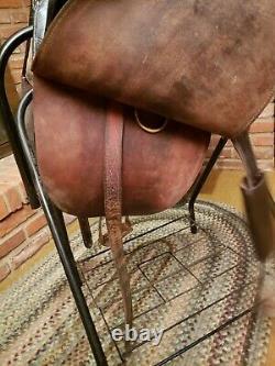 16 Western/18 Australian Stock Saddle Co