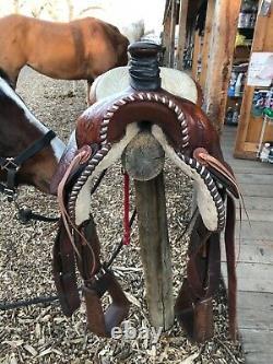 16' Western Saddle $450