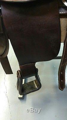 17 Dakota A Fork Saddle