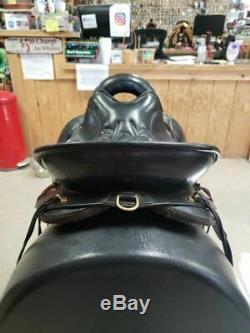 17 Used Tucker Western Endurance Saddle 3-1729