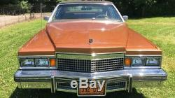 1979 Cadillac DeVille Phaeton