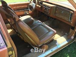 1979 Cadillac DeVille Phaeton Diesel