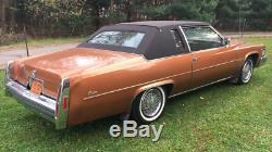 1979 Cadillac Phaeton Coupe DeVille Phaeton