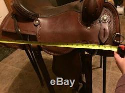2013 Circle L Ranch Saddle