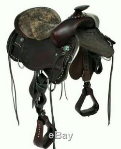 2014 Limited edition Tucker Saddle 17-1/2