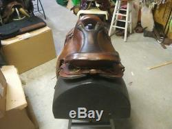 Big Horn 807 Endurance Saddle Used