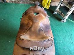 Big Horn western saddle 16 inch