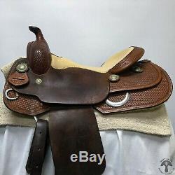Bob's Reining 16.5 Western Saddle