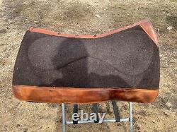 CSI 32 Standard Western Cut Saddle pad