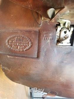Champion & Wilton Side Saddle