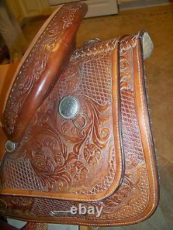 Circle Y Western Equitation Show Western Equestrian Saddle