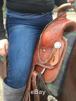 Circle Y saddle 16seat