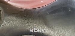Circle y flex lite 17 inch Western saddle
