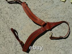 Custom Western Roping Sawtooth Buckaroo Wade Saddle NICE