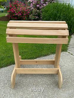 Custom Wooden Western Saddle Rack / Stand