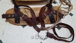 Decker Pack Saddle Mule Pack Saddle