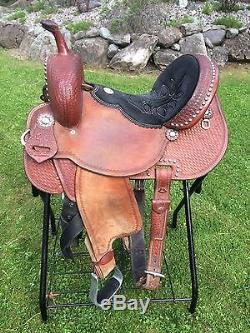 Double J Pozzi Barrel Saddle 13 5