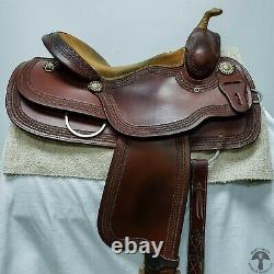 ETS 16/16.5 Cutter Western Saddle