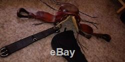 Endurance / Western 15 in Sharon Saare light 22 lbs. Excellent condition