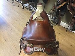 Fred Hook Mule Saddle