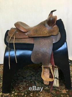 Hereford by TexTan vintage Western Saddle