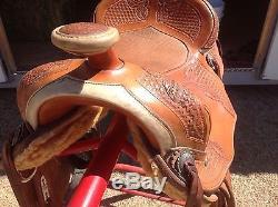 Jj Maxwell Trail Saddle
