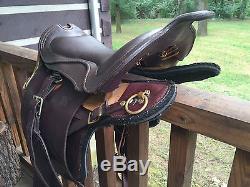 Jack Haggis Standard 18 Trooper Saddle
