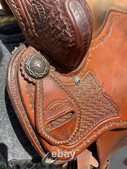 Martin All Around Western Saddle 15 inch