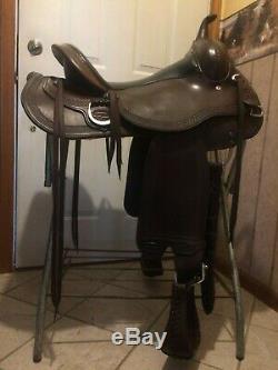 Reinsman Western Saddle