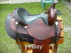 SIMCO 15 Western Pleasure, Show, or Trail Saddle