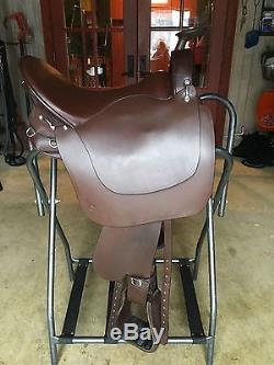 Sommer Evolution Western Saddle Moro colored (Product Code 19643)