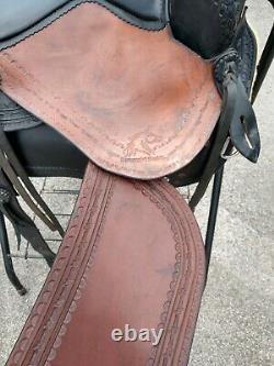 Synergist Saddle Western