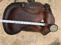 Synergist Western/Endurance Saddle 15 Wide