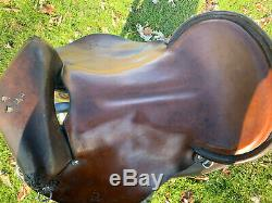 Synergist Western Endurance Saddle 17