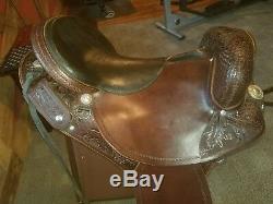 Trailmaster 15 Specialized Horse Saddle